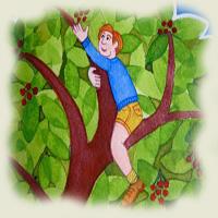 Poveşti de Ion Creangă - Amintiri din copilărie, partea a IV-a