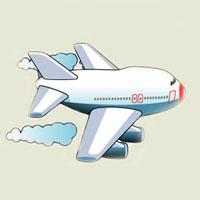 Ghicitoare pentru copii despre avion
