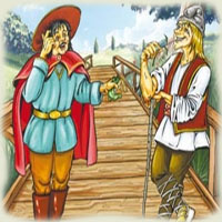Poveşti de Ioan Slavici - Boierul şi Păcală