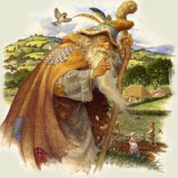 Poveşti de Fraţii Grimm - Bunicul şi nepotul