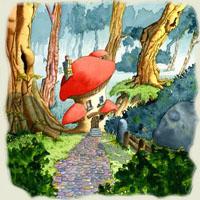 Poveşti de Fraţii Grimm - Căsuţa din pădure