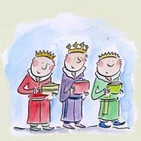 Poveşti de Petre Ispirescu - Cei trei fraţi împăraţi