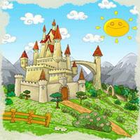 Poveşti de Petre Ispirescu - Cele douăsprezece fete de împărat şi palatul cel fermecat