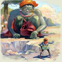 Poveşti de Fraţii Grimm - Croitoraşul cel viteaz