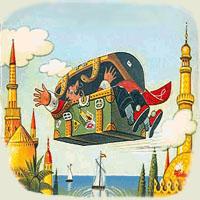 Poveşti de Hans Christian Andersen - Cufărul zburător