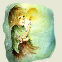 Poveşti de Hans Christian Andersen - Fetiţa cu chibrituri