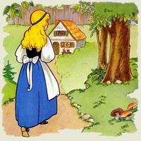 Poveşti de Ioan Slavici - Floriţa din codru