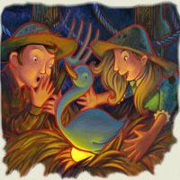 Poveşti de Fraţii Grimm - Gâsca de aur