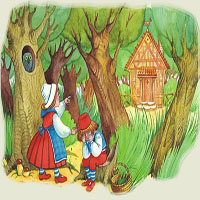 Poveşti de Fraţii Grimm - Hansel şi Gretel