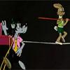 Desene animate Nu pagadi - La circ