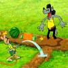 Desene animate Nu pagadi - La grădină