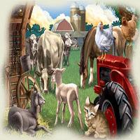 Poveşti de Petre Ispirescu - Numai cu vitele se scoate sărăcia din casă
