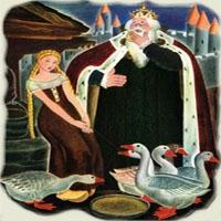 Poveşti de Fraţii Grimm - Păzitoarea de gâşte