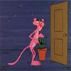 Desene animate Pantera Roz - Pijamale roze