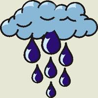 Ghicitoare pentru copii despre ploaie
