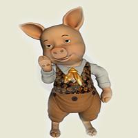 Poveşti de Ion Creangă - Povestea porcului