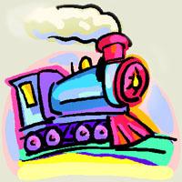 Ghicitoare pentru copii despre tren