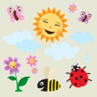 Ghicitoare pentru copii despre vară