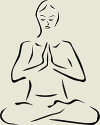 Afabetul pentru copii - Litera Y - Yoga
